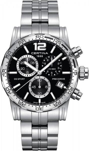 Zegarek męski Certina ds sport C027.417.11.057.00 - duże 1