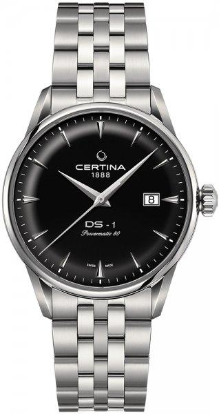 Zegarek męski Certina DS-1 C029.807.11.051.00 - zdjęcie 1