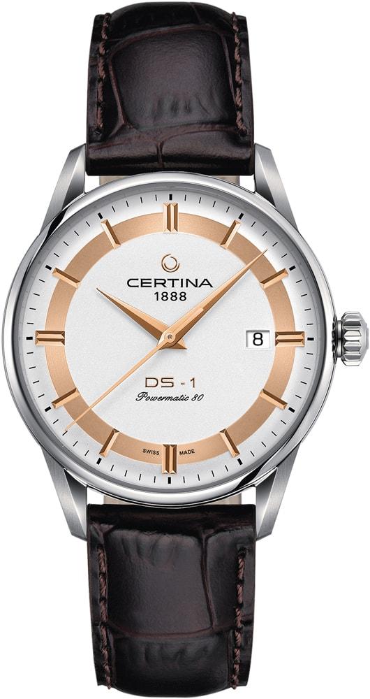 Certina C029.807.16.031.60 DS-1 DS-1 Powermatic 80 Himalaya