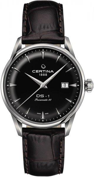 Zegarek męski Certina ds-1 C029.807.16.051.00 - duże 1