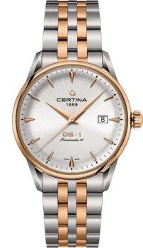 zegarek męski Certina C029.807.22.031.00