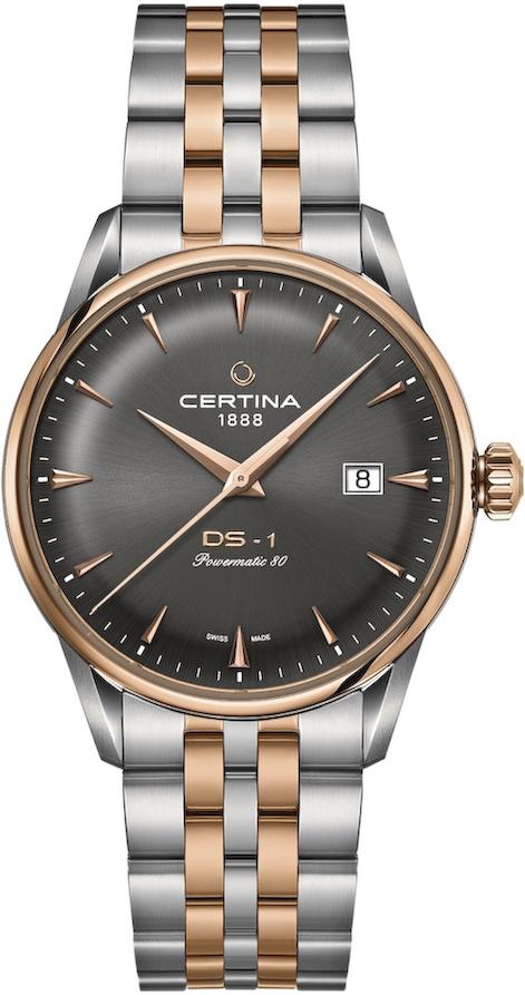 Certina C029.807.22.081.00 DS-1 DS-1 Powermatic 80
