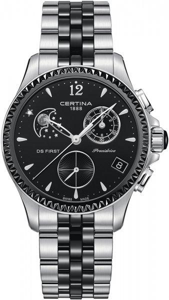 Zegarek damski Certina DS First Lady C030.250.11.056.00 - zdjęcie 1