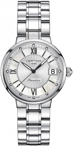 Zegarek damski Certina ds stella C031.210.11.116.00 - duże 1