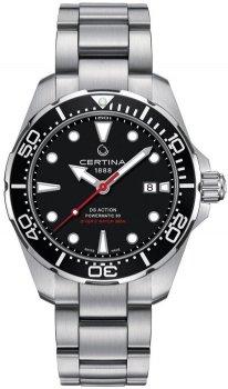 zegarek Diver's Certina C032.407.11.051.00