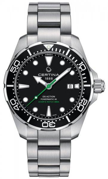 Zegarek Certina C032.407.11.051.02 - duże 1