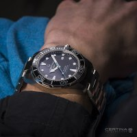 Zegarek męski Certina ds action C032.407.11.051.10 - duże 4