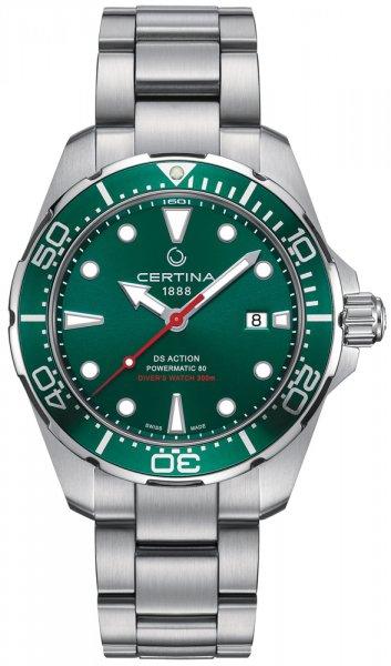 Zegarek Certina C032.407.11.091.00 - duże 1