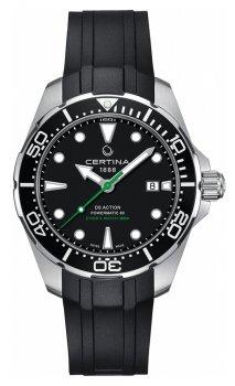 zegarek Diver's Certina C032.407.17.051.00