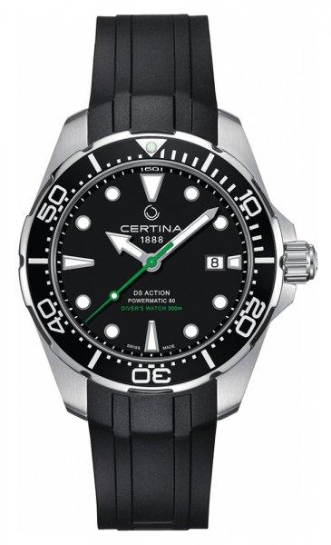Zegarek męski Certina DS Action C032.407.17.051.00 - zdjęcie 1