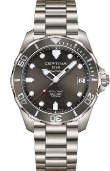 zegarek męski Certina C032.410.44.081.00