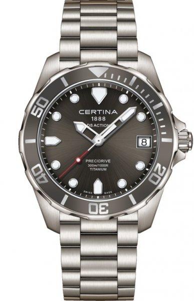 Zegarek Certina C032.410.44.081.00 - duże 1