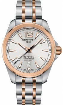 zegarek Chronometer Certina C032.851.22.037.00