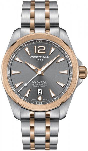 Zegarek Certina C032.851.22.087.00 - duże 1