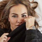 Zegarek damski Certina ds-8 C033.234.22.088.00 - duże 2