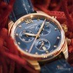 Zegarek damski Certina ds-8 C033.234.36.048.00 - duże 8