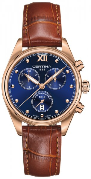 Certina C033.234.36.048.01 DS-8 DS-8 Lady Chronograph