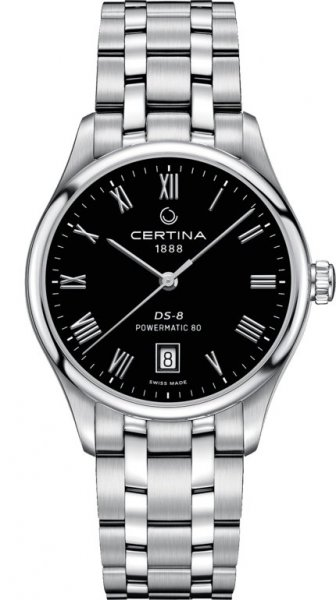 Zegarek Certina C033.407.11.053.00 - duże 1