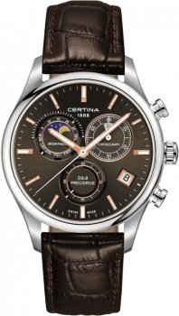 zegarek Chrono Moon Phase Certina C033.450.16.081.00