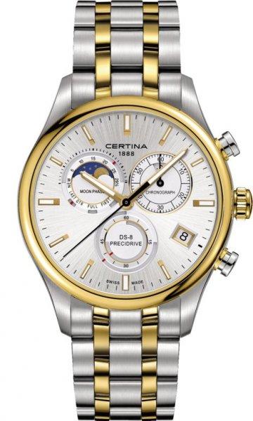 Zegarek Certina C033.450.22.031.00 - duże 1