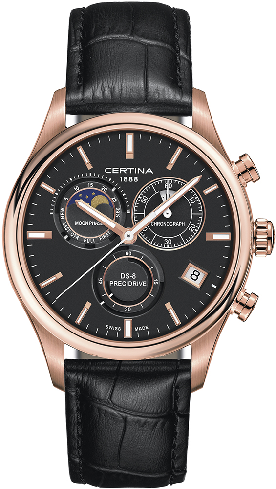 Certina C033.450.36.051.00 DS-8 DS-8 Chronograph Moon Phase