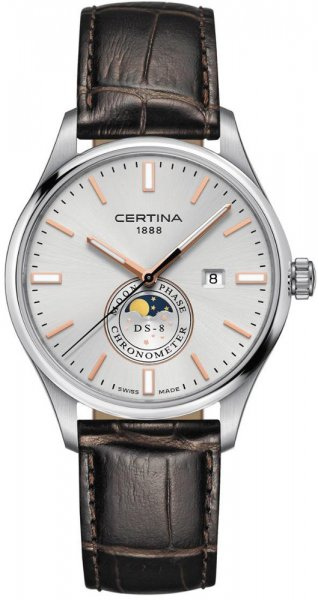 Certina C033.457.16.031.00 DS-8 DS-8 Moon Phase