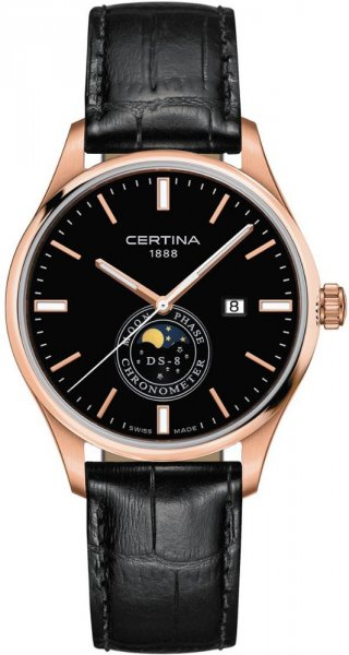 Certina C033.457.36.051.00 DS-8 DS-8 Moon Phase