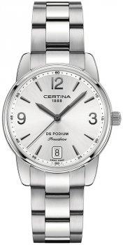 zegarek damski Certina C034.210.11.037.00