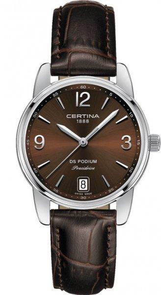 Zegarek Certina C034.210.16.297.00 - duże 1