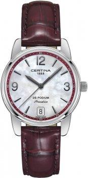 zegarek damski Certina C034.210.16.427.00