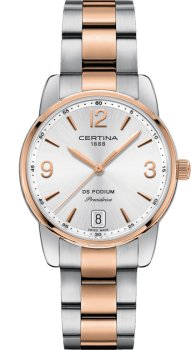 zegarek damski Certina C034.210.22.037.00