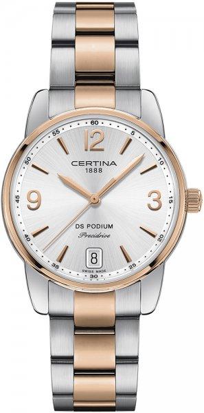 Zegarek damski Certina DS Podium Lady C034.210.22.037.00 - zdjęcie 1