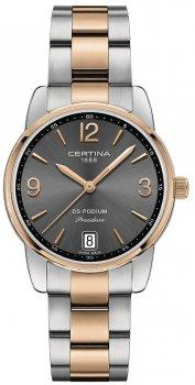 zegarek damski Certina C034.210.22.087.00