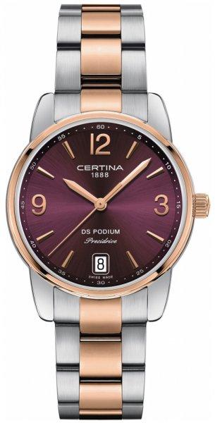 Zegarek Certina C034.210.22.427.00 - duże 1