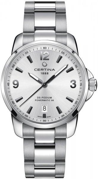 Zegarek Certina C034.407.11.037.00 - duże 1