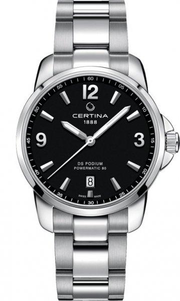 Zegarek Certina C034.407.11.057.00 - duże 1