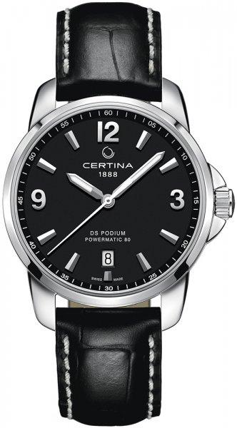 Zegarek Certina C034.407.16.057.00 - duże 1