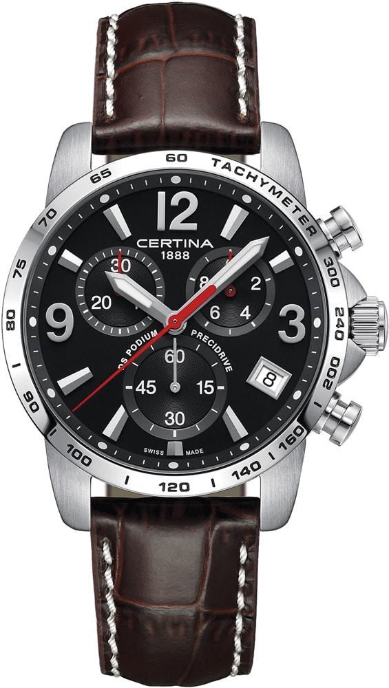 Certina C034.417.16.057.00 DS Podium DS Podium Chronograph 1/10 sec