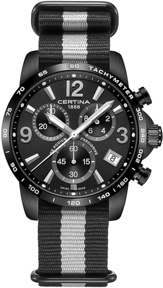 Certina C034.417.38.057.00 DS Podium DS Podium Chronograph 1/10 sec