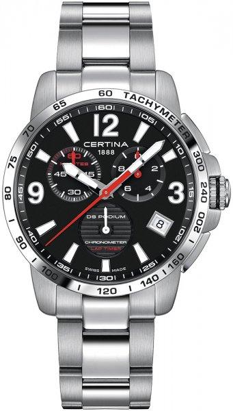 Zegarek Certina C034.453.11.057.00 - duże 1