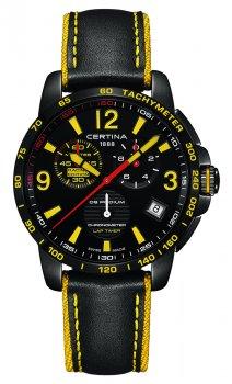 zegarek Racing Edition Chronometer Lap Timer Certina C034.453.36.057.10