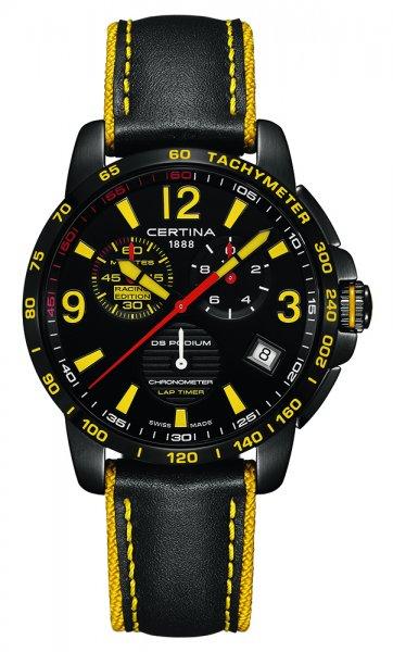 Zegarek Certina C034.453.36.057.10 - duże 1