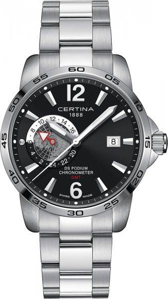 Certina C034.455.11.057.00 DS Podium DS Podium GMT