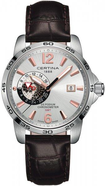 Zegarek Certina C034.455.16.037.01 - duże 1