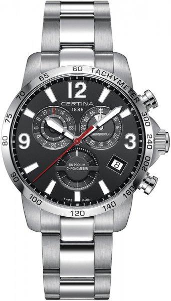 Zegarek Certina C034.654.11.057.00 - duże 1