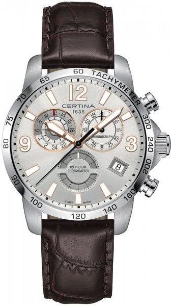 Zegarek Certina C034.654.16.037.01 - duże 1
