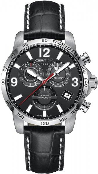 Zegarek Certina C034.654.16.057.00 - duże 1