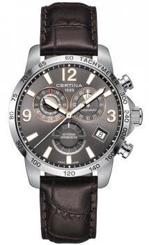 zegarek Chronometer Certina C034.654.16.087.01