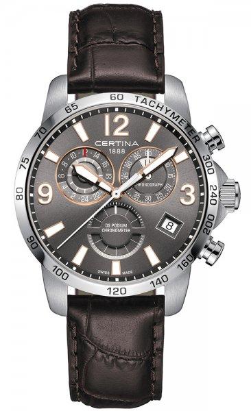 Zegarek Certina C034.654.16.087.01 - duże 1
