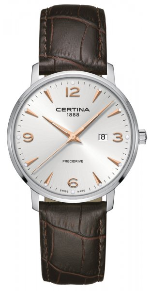 Zegarek Certina C035.410.16.037.01 - duże 1